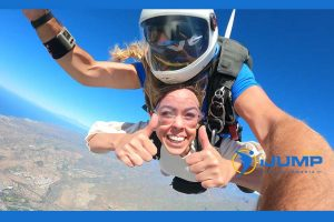How to skydive and not die trying